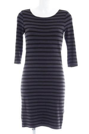 Opus Midi Dress black-grey casual look