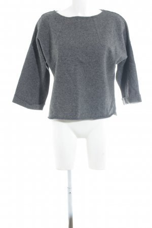Opus Oversized Pullover grau Casual-Look