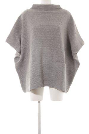 Opus Maglione oversize grigio chiaro stile casual