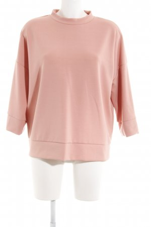 Opus Oversized Pullover rosa Casual-Look