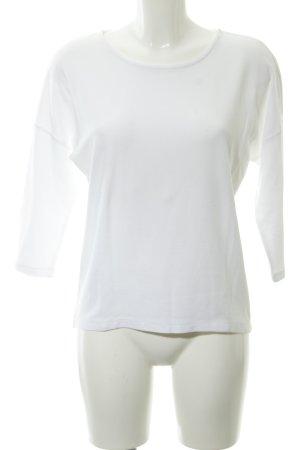 Opus Maglione oversize bianco stile casual