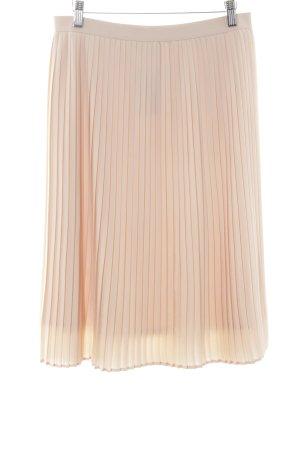 Opus Pleated Skirt pink elegant