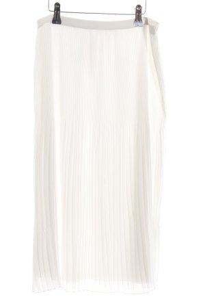 Opus Jupe plissée blanc élégant
