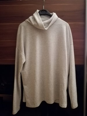 Opus Pull gris clair polyester