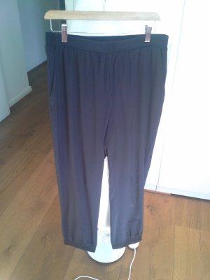 Opus Pantalon large noir