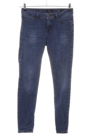 Opus Jeans cigarette bleu style décontracté
