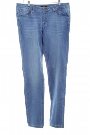 Opus Tube jeans blauw casual uitstraling
