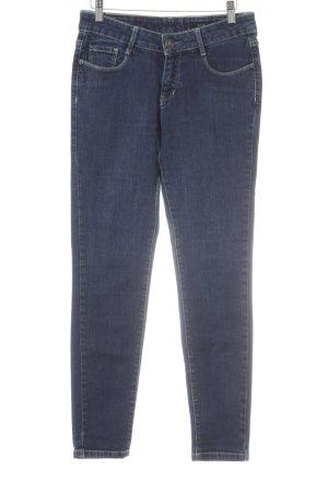 "Opus Tube jeans ""Emila"" donkerblauw"
