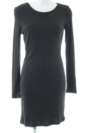 Opus Tube Dress anthracite casual look