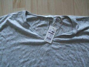 OPUS Shirt hellgrau Gr. 44 - NEU
