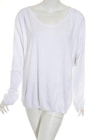 Opus Shirt weiß Casual-Look