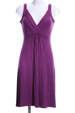 Opus Shirt Dress lilac casual look