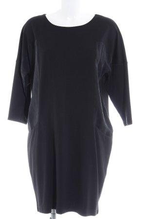 Opus Robe t-shirt noir style décontracté