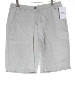 Opus Shorts hellgrau Elegant