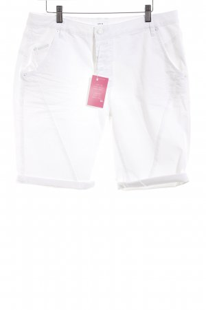 Opus Shorts bianco stile casual
