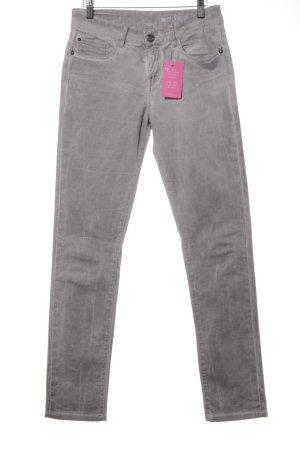"Opus Skinny Jeans ""elena"" hellgrau"