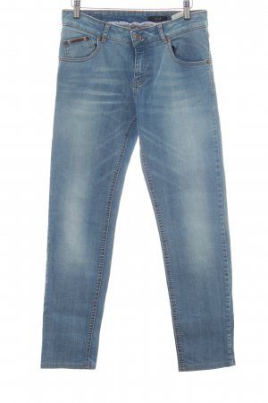 Opus Skinny Jeans cornflower blue casual look