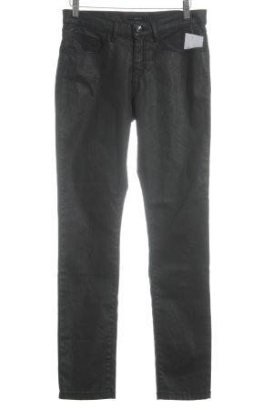 Opus Jeans skinny nero stile casual