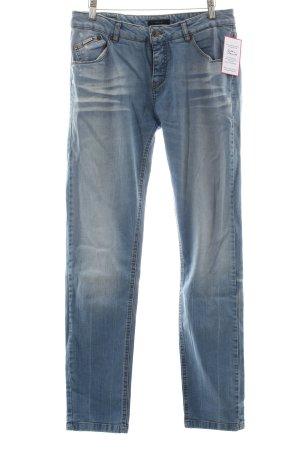 Opus Slim Jeans blau Casual-Look