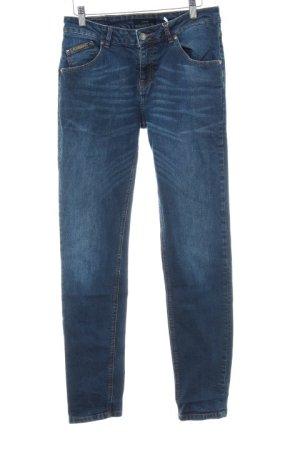 "Opus Jeans slim fit ""Lisenka"" blu scuro"