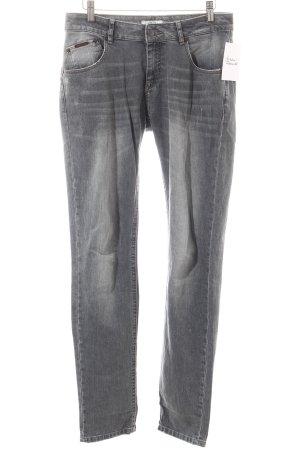 """Opus Slim Jeans """"Lisenka"""" grau"""