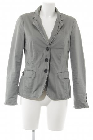 Opus Smoking-Blazer grau Casual-Look