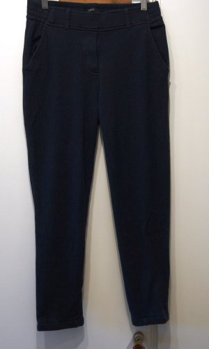 Opus Someday Madeni Stripe Hose Jog Pants Gr. 36/38 Business Casual Clean Chic