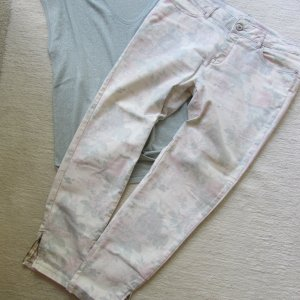 Opus Carrot Jeans multicolored