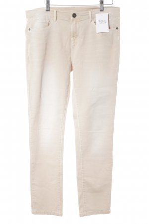 "Opus Straight-Leg Jeans ""Emily Pastel"" apricot"