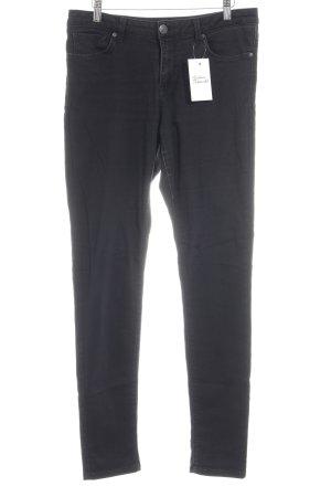 Opus Stretch Jeans schwarz Casual-Look