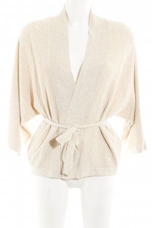 Opus Strickjacke creme Casual-Look