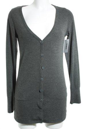 Opus Giacca in maglia grigio stile casual