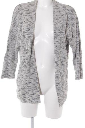 Opus Giacca in maglia bianco-nero modello web stile casual