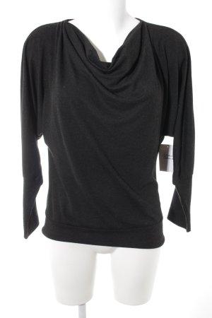 Opus Pull tricoté gris foncé style décontracté