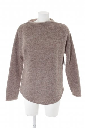 Opus Strickpullover graulila Casual-Look