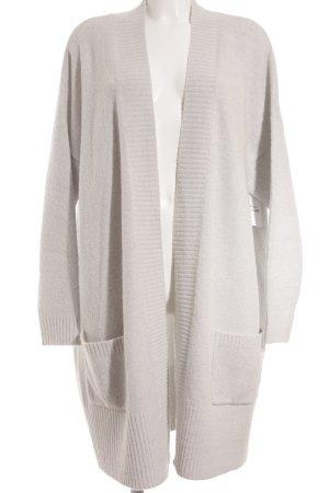 Opus Smanicato lavorato a maglia grigio chiaro stile casual