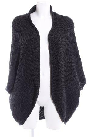 Opus Knitted Vest black casual look