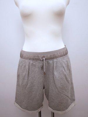 "OPUS: Sweat Shorts ""Lilja"" * 38 * Bauch-weg-Effekt * Grau"
