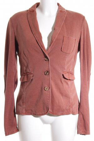 Opus Sweat Blazer russet second hand look