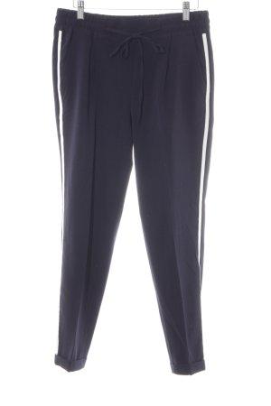 Opus Pantalone fitness blu scuro stile casual