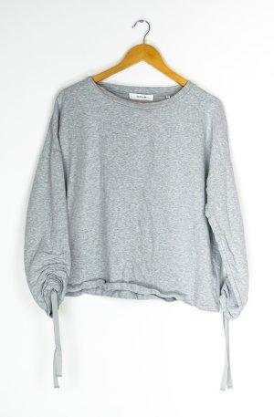 Opus Sweatshirt zilver