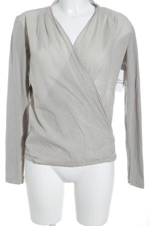 Opus T-Shirt beige schlichter Stil