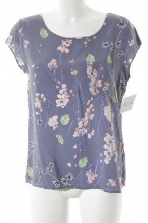 Opus T-Shirt Blumenmuster Casual-Look