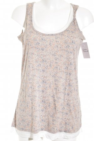 Opus T-Shirt florales Muster Casual-Look
