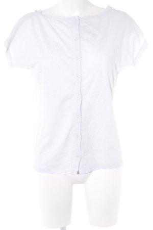 Opus T-Shirt himmelblau Casual-Look