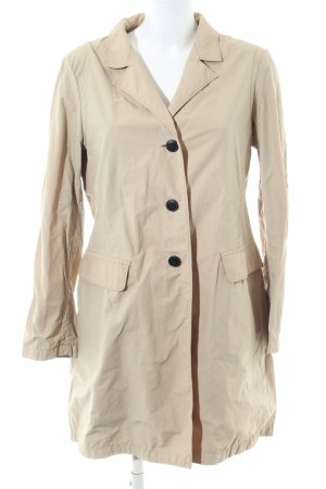 Opus Trenchcoat wollweiß Casual-Look
