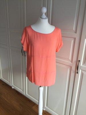 Opus Oversized Shirt apricot