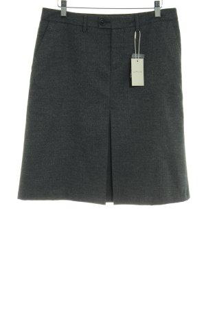 Opus Gonna tweed nero-grigio puntinato elegante