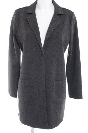 Opus Cappotto mezza stagione grigio scuro stile casual
