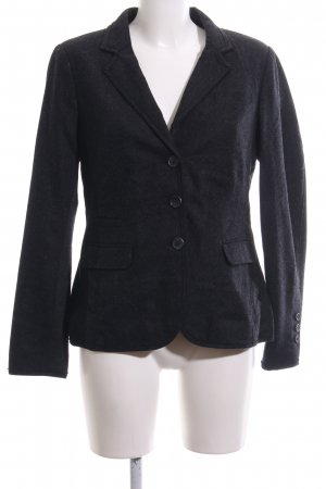 Opus Woll-Blazer schwarz Business-Look